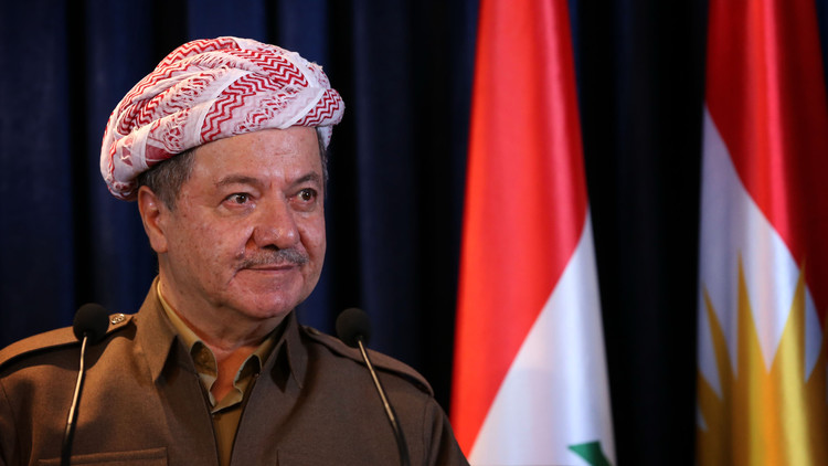 مسعود بارزانی: اگر نوری مالکی برگردد اعلام استقلال میکنیم / ایران بیشترین نفوذ را در عراق دارد / آمریکا نفوذی در عراق ندارد