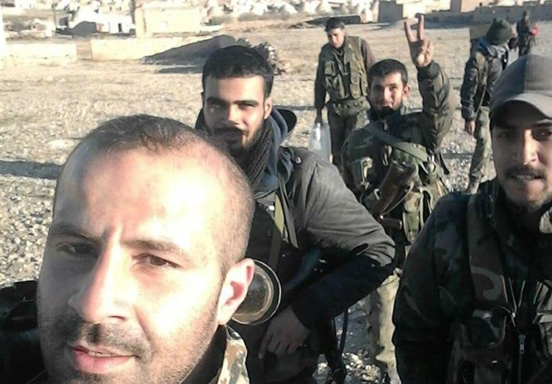 ادامه عملیات آزادسازی حومه «حلب» و دفع حملات «داعش» / ارتش به ۲۰۰ متری چشمههای «الفیجه» رسید+نقشه