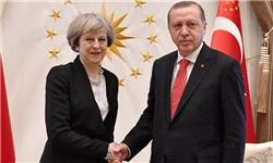 توافق ترکیه و انگلیس برای همکاریهای امنیتی در منطقه