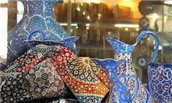 نخستین نمایشگاه ملی صنایع دستی گشایش یافت