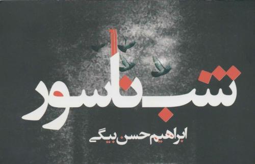 درباره جدیدترین رمان با محوریت فجر انقلاب اسلامی/«شب ناسور» چه داستانی را روایت میکند؟/نثر محترم «ابراهیم حسنبیگی» در شرح بیشرمی و بیحیایی پهلوی