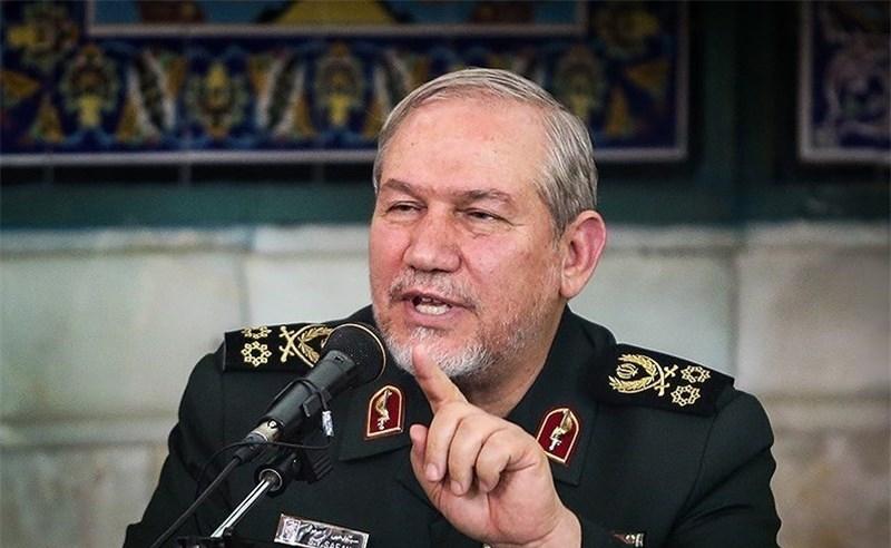 قدرت موشکی ایران توان دفاعی بومی شده است/ آمریکا حرفهای بیمنطق و غلط میزند