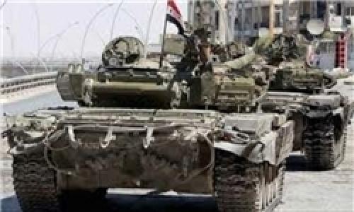 عملیات قریب الوقوع ارتش سوریه در جنوب/ 8 گروه مسلح در جنوب سوریه متحد شدند