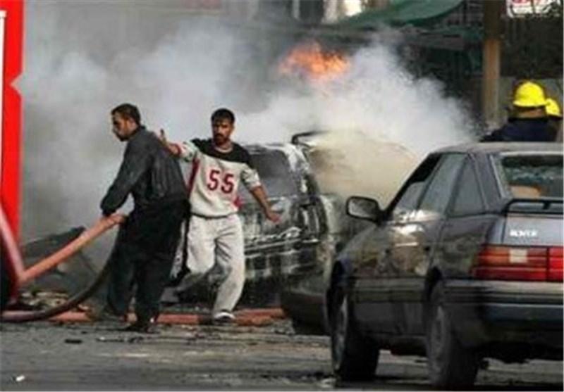 انفجار در منطقه صنعتی بغداد