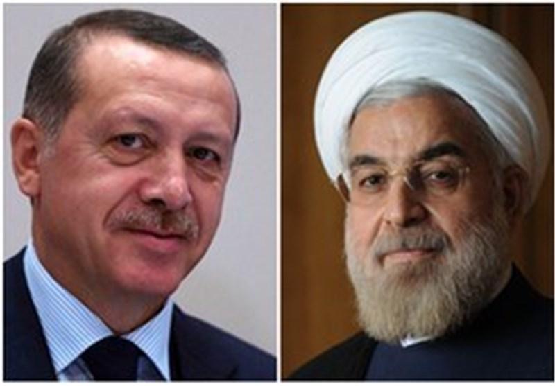 پیام سفر همزمان روحانی و اردوغان به کشورهای عرب خلیج فارس چیست؟