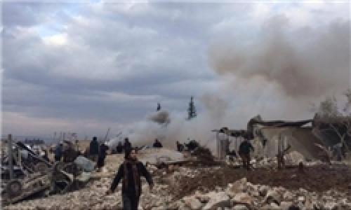انفجار انتحاری در شرق استان حلب سوریه؛ بیش از 45 کشته