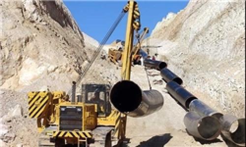 پروژه خط لوله انتقال گاز تهران - دهلی بزودی کلید میخورد