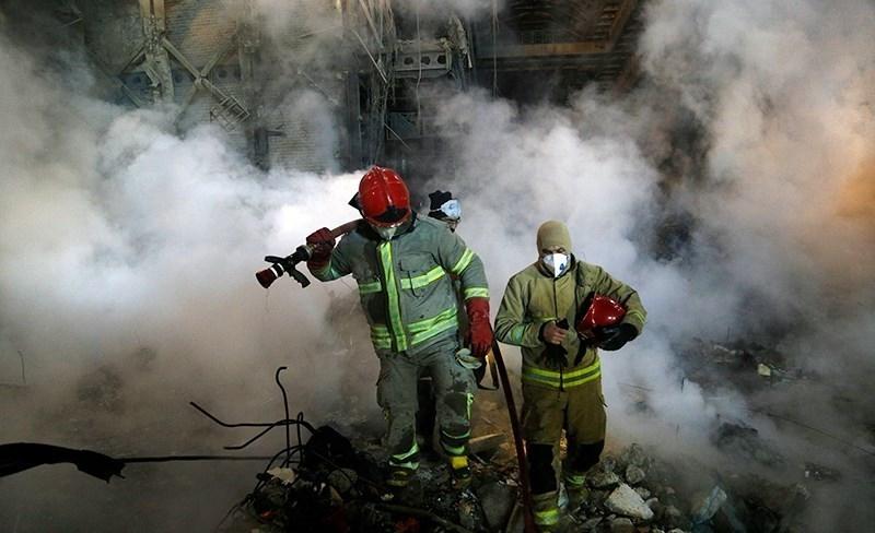 گزارش اولیه علت دقیق حادثه «پلاسکو» تهیه شد