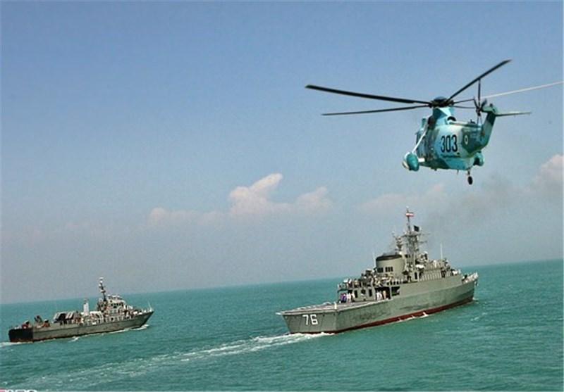 آغاز مرحله نهایی رزمایش بزرگ نیروی دریایی ارتش + جزئیات استقرار یگانها