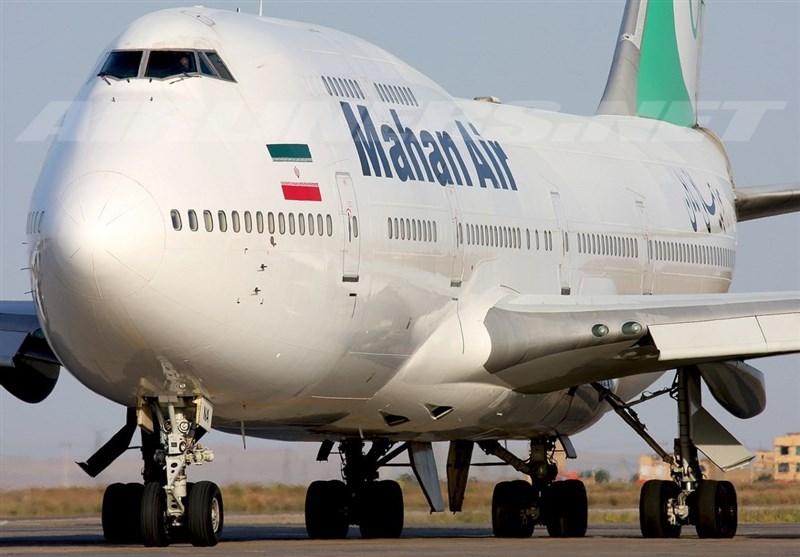 خلبان پرواز ۱۰۳۴ ماهان بازداشت شد