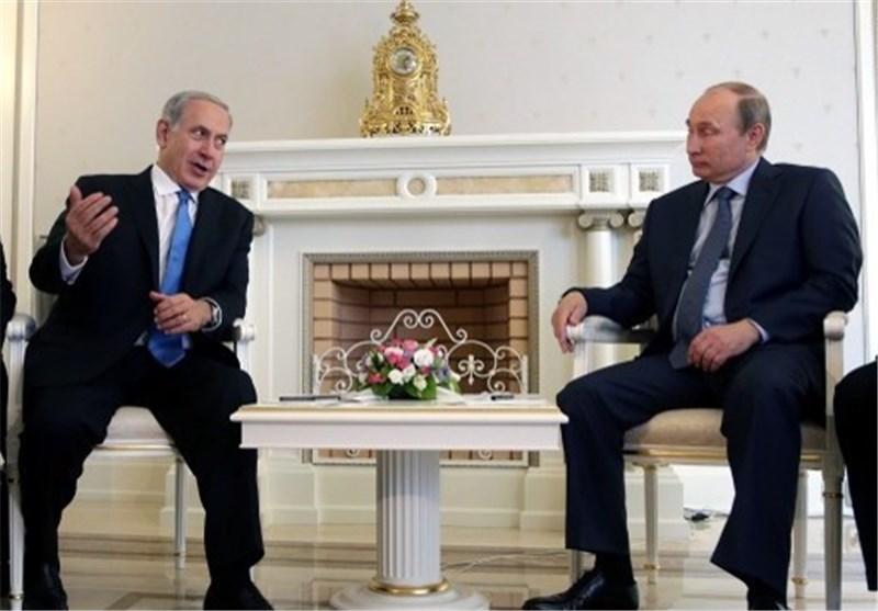 واکنش پوتین به ادعاهای نتانیاهو علیه ایران