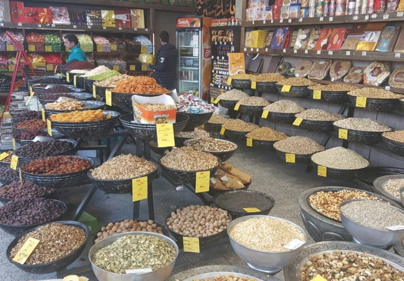 گشتی در بازار آجیل و خشکبار/قاضی تعزیرات: کمفروشی عصبیام میکند