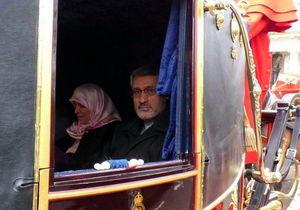 چرا سفیر ایران در لندن از شهردار حامی همجنسبازان و صهیونیستها تقدیر میکند؟