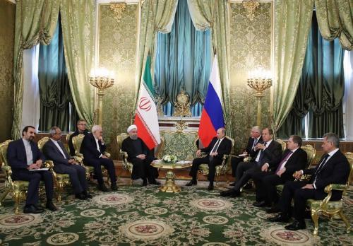 تهران و مسکو ۱۴ سند همکاری امضا کردند