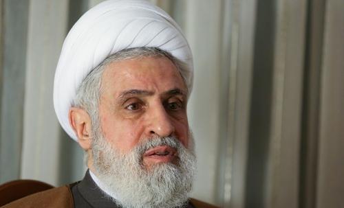 شیخنعیمقاسم: حضور حزبالله و ایران در سوریه بر اساس خواست این کشور بوده است