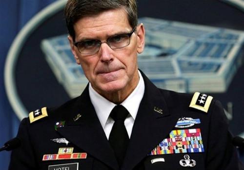فرمانده سنتکام:ایران با قایقهایش ارتش آمریکا را آزار میدهد