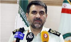 کاهش 35 درصدی شرارت و تصادفات فوتی در تهران بزرگ/ مورد جدیدی درباره تهدیدات داعش نداشتهایم