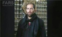 حیدر جنتی به شهدای مدافع حرف پیوست+عکس