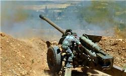 پیشروی 8 کیلومتری ارتش سوریه در ریف حمص؛ 3 منطقه از داعش بازپس گرفته شد