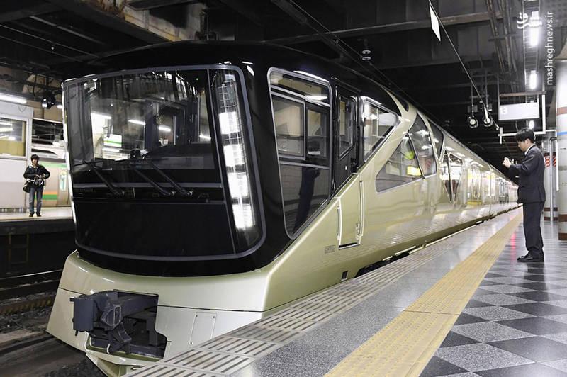 عکس/رونمایی از لوکسترین قطار مسافربری جهان