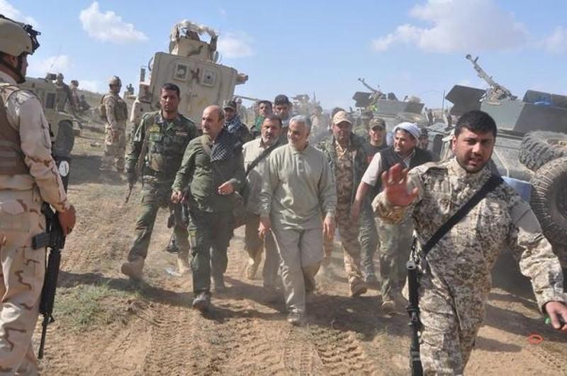 چندماه پس از سلاح مقاومت،هنر مقاومت هم به زادگاه صدام رسید/چگونه قدمهای سرلشکر سلیمانی در تکریت، راه جشنواره عمار را باز کرد؟
