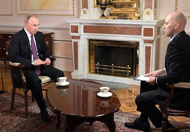 پوتین: «انقلاب رنگین» در روسیه رخ نخواهد داد