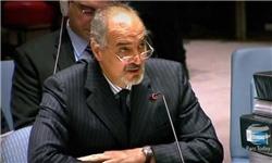 بشار الجعفری: درباره سلاح شیمیایی تروریستها در سوریه ۹۰ نامه به شورای امنیت فرستادیم