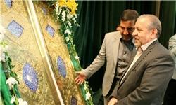 درهای حرم امامین عسکریین (ع) برای نصب به سامرا ارسال شد
