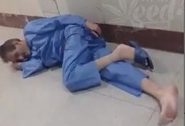 ماجرای بیمار معتادی که در شهرکرد یک بیمارستان را بههم ریخت و با زور پلیس، جراحی شد