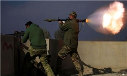 نیروهای عراقی منطقه «الصحه» در موصل را آزاد کردند