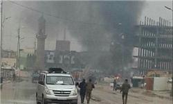 انفجار خودروی بمبگذاری شده در شمال سوریه