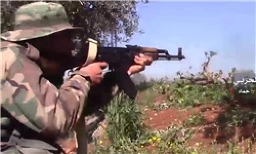 تسلط ارتش سوریه بر ۸ شهرک و روستا در شمال حماه