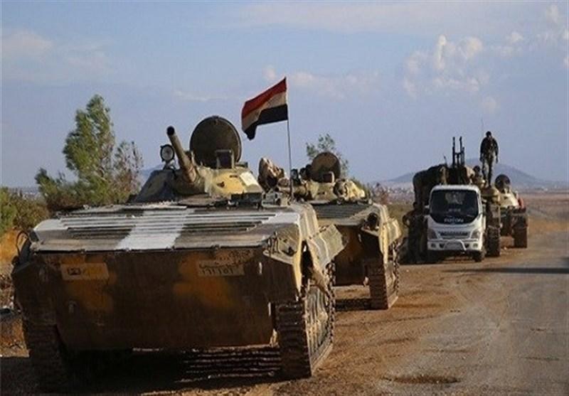 آزادسازی شهرک «المصاصنه» در حومه حماه / ادامه پیشروی ارتش در محله «القابون» + نقشه