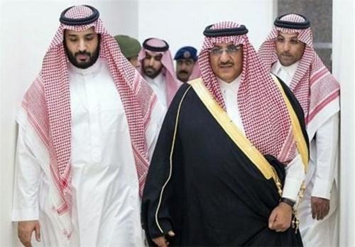 کودتای سفید علیه «بن نایف»/ «بن سلمان» به دنبال قبضه کردن قدرت مطلق در عربستان