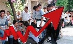 افزایش سالانه نرخ بیکاری؛ دستاورد 4 ساله دولت روحانی + جدول و نمودار