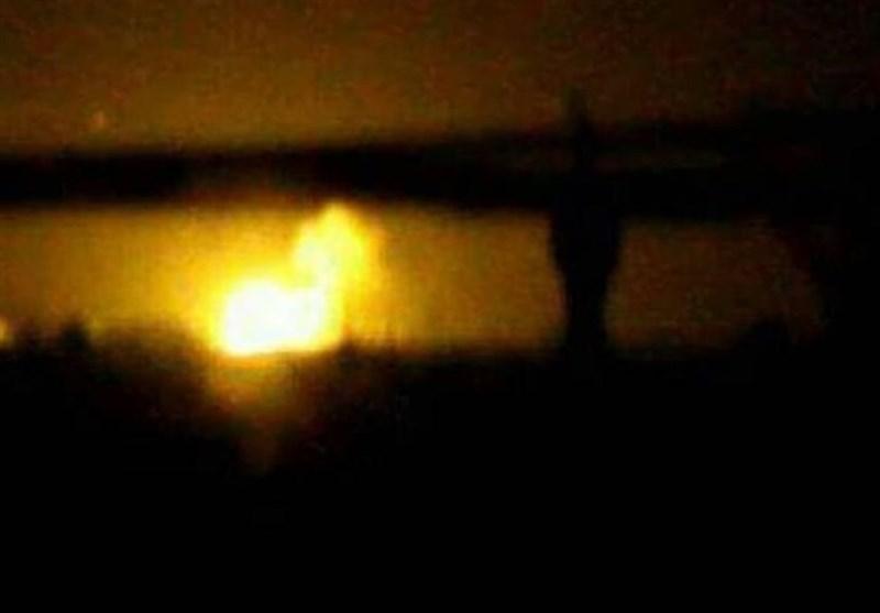 انفجار مهیب در نزدیکی فرودگاه دمشق/ این بار هم پای صهیونیستها در میان است