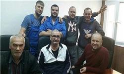 آزادی ۵ ملوان گروگان گرفته شده روسیه در لیبی