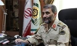 هشدار فرمانده مرزبانی ناجا به تروریستها/ اجازه نمیدهیم خون شهدا پایمال شود