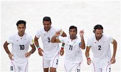 پیشنهاد تیمهای مطرح دنیا به بازیکنان تیم ملی فوتبال ساحلی ایران