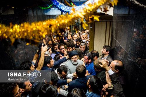همایش فرهنگیان حامی رییسی (عکس)