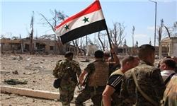 تسلط کامل ارتش سوریه بر محله «القابون» دمشق+نقشه