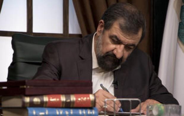 محسن رضایی رأی خود را در قم به صندوق انداخت