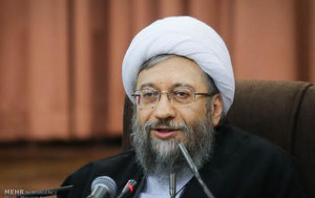 لاریجانی: دشمنانبه انتخابات آزاد در ایران معترفند