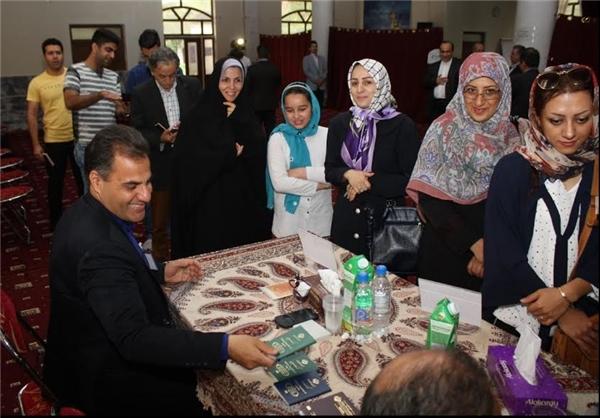 حضور پرشکوه ایرانیان مقیم تاجیکستان در انتخابات ریاست جمهوری+تصاویر