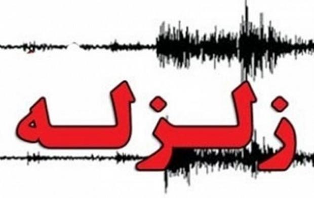 زلزله ۳.۳ ریشتری بجنورد را لرزاند