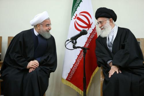 رئیس جمهور با رهبر معظم انقلاب اسلامی دیدار کرد