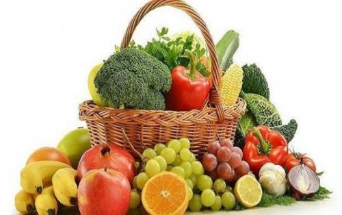 فایده مصرف میوه و سبزیجات برای سلامت پا