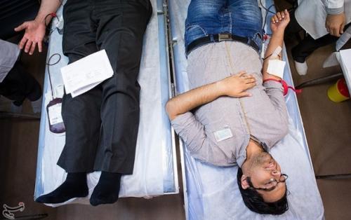 افزایش ساعات فعالیت برای اهدای خون در رمضان