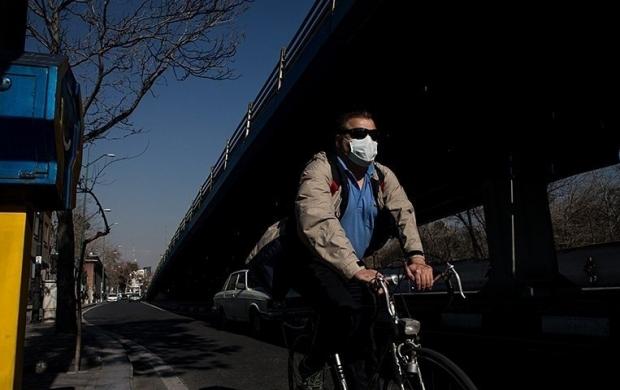 مرگ ۵۵۰۰ ایرانی بر اثر آلودگی هوا در سال ۹۵