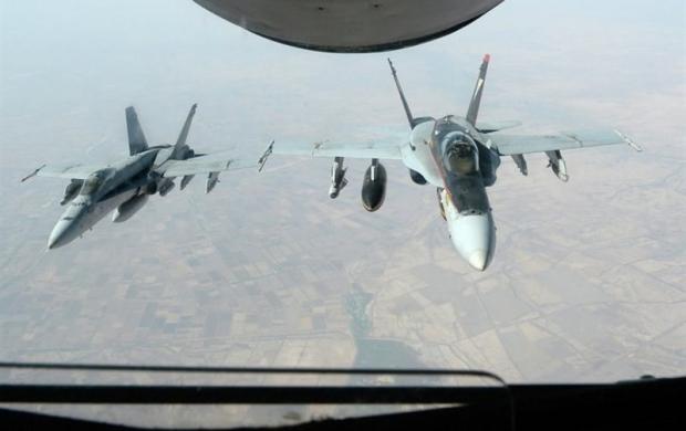 ائتلاف آمریکا ۳۰۰ غیرنظامی را در رقه کشته است